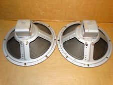 "2 x 12"" Vintage Cleveland Speakers  *Tested*8 ohm* (2 pair available)"