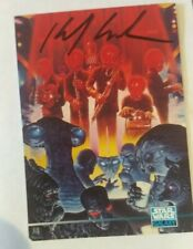 Autographed Star Wars Galaxy Card Author Kevin J Anderson Tales From The Cantina
