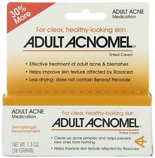 Adult Acnomel Tinted Cream Acne Medication - 1.30 oz (36 g)
