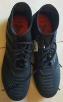 adidas Predator 19.3 Turf Soccer Shoes  Casual Soccer  Cleats Black Mens - Size