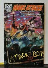 Mars Attacks: The Transformers #1 January 2013