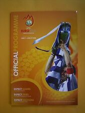 2008 UEFA European Championship Official Programme In English - 7-29th June 2008