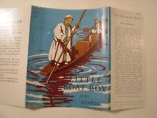 Little Boat Boy, Jean Bothwell, Dust Jacket Only