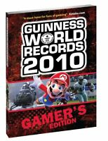 Guinness World Records Gamers Edition 2010 by BradyGames