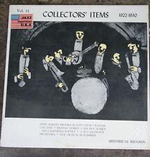 collector' items / label historical / volume 11 / jazz et blues / LP / 1930