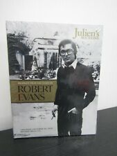 """Julien's Auctions Catalog """"Property From The estate Of Robert Evans """" Auction"""