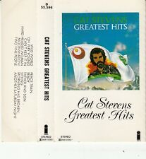 K 7 AUDIO (TAPE) CAT STEVENS *GREATEST HITS*  (MADE IN SPAIN)