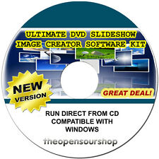 Slideshow Maker CD | Make Custom Photo Slideshows with our Creative Software Kit