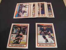 1990/91 O-Pee-Chee OPC New York Islanders Team Set