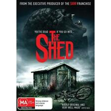 THE SHED DVD, NEW & SEALED ** NEW RELEASE ** FREE POST.