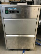More details for polar t316 under counter ice machine, 20kg output