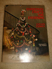 Christmas Crafts For Everyone by Evelyn Coskey - 1976