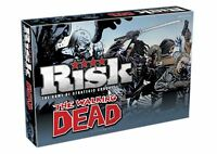 Risk Walking Dead Board Game