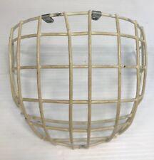 Vintage Cooper HM50 Ice Hockey Goalie Helmet cage mask senior ice helmet large