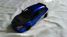 FAST & FURIOUS Brians Subaru Impreza WRX STI 1/24 SCALE DIECAST Model. 1:24