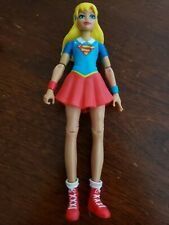 "DC Comics Super Hero 6"" Supergirl Super Girl Loose Action Figure Young Justice"
