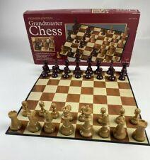 Vintage Cardinal Premier Edition Grandmaster Chess Game - VG