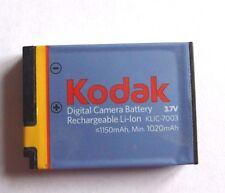 Kodak KLIC-7003 battery