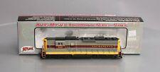 Atlas 7530 HO Lackawanna (Steamtown) SD24 Diesel Locomotive #880 LN/Box