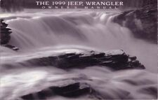 1999 Jeep Wrangler Owners Manual User Guide