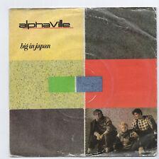 "(D115) Alphaville, Big In Japan - 1984 - 7"" vinyl"