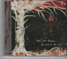 (FX770) Red Car Burns, The Roots & the Ruins - CD