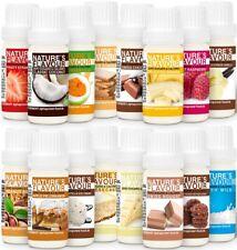 Flavor Flavour Tropfen ab 4,99€ Liquid Aroma Flav Drops flüssig Geschmack Set