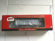 Atlas Ho 1/87 36' Wood Reefer Car Undecorated Body Style 2 Item 20001679 F/S