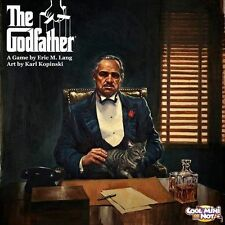 New The Godfather: Corleone's Empire board game coolminiornot FACTORY SEALED