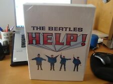 RAR BOX. THE BEATLES. HELP!. TWO DVD'S & 60 PAGE HARDCOVER BOOK. SEALED