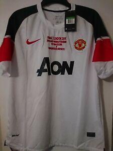 Manchester United 2010/2011 shirt jersey Kit Chicharito Champions League Final