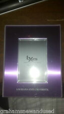 LXG Laser Engraved Gifts Louisiana State University LSU 3X5 NEW Picture Frames