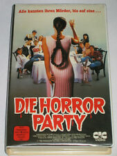Die Horror Party - April Fool's Day - VHS/Jay Baker/CIC 1267/FSK 18