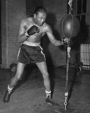 Welterweight Champion KID GAVILAN Glossy 8x10 Photo Print Training Poster