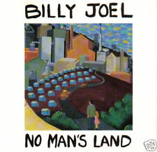 BILLY JOEL - No Man's Land (USA 1 Tk Radio/DJ CD Single)