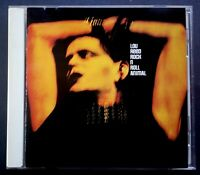 LOU REED rock n roll animal JAPAN CD RCA 1989