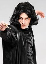 Adult Mens Professor Snape Style Black Wig