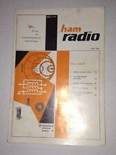 Ham Radio Magazine Stable Transistor vfo's June 1968 121816rh
