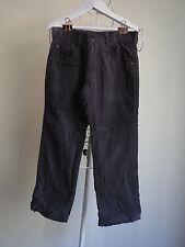 """""""Pumpkin Patch"""" Size 5 Boys Black Corduroy Pants - Perfect! Bargain Price!"""