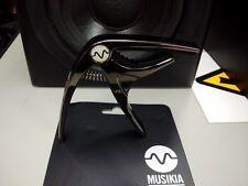 Capodastre Universel MUSIKIA - Pour guitares éléctrique, acoustique & classique