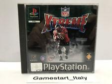 NFL XTREME - SONY PS1 - VIDEOGIOCO USATO PERFETTAMENTE FUNZIONANTE PAL VERSION