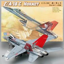 HOBBY BOSS 1/48 F/A 18C HORNET ALL WEATHER  STRIKE FIGHTER SINGLE SEAT VARIANT