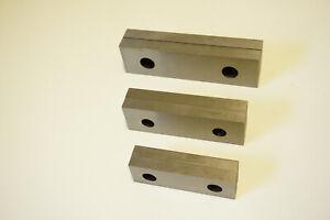 Glatte Backen für Maschinenschraubstock, Schraubstock