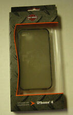 "Harley-Davidson iPhone 4 Phone Cover, Transparent Gray By foneGEAR,2.5""X4.5"",New"