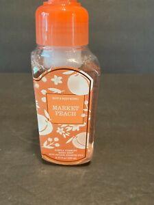 Bath & Body Works Market Peach Gentle Foaming Hand Soap 8.75 oz