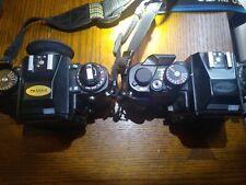Nikon Fa Black Camera Body with Matrix Metering -Slow Speeds