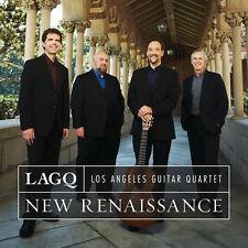 Los Angeles Guitar Quartet - New Renaissance [New CD]