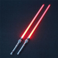 Star Wars Lightsaber Jedi Knight Darth Maul Cosplay Props Laser Sword Weapon Toy