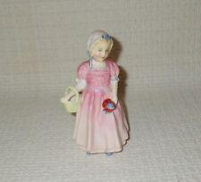 Royal Doulton Tinkle Bell Bone China Little Girl Figurine Hn 1677