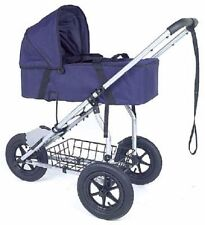 Mt Buggy Carrycot Navy for 2008 to 2014 Urban Jungle Strollers Brand New!!